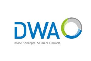 Logo DWA Klare Konzepte, Saubere Umwelt