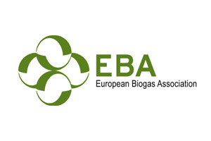 Logo EBA European Biogas Association
