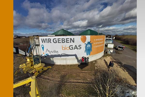 Banner von AWITE Bioenergie