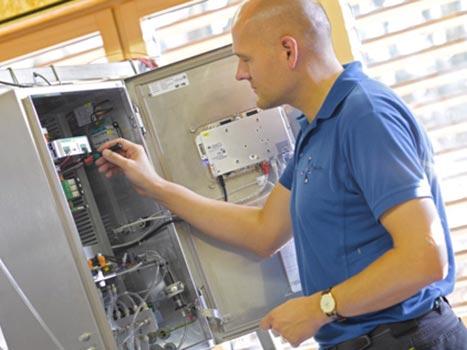 Werkstatt von AWITE Bioenergie