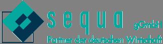 Logo sequa gGmbH Partner der deutschen Wirtschaft