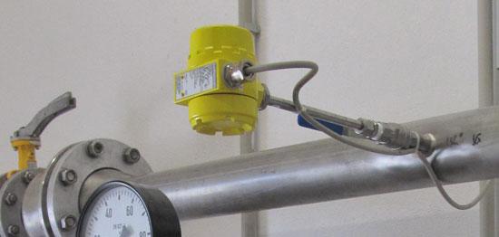 Durchflussmessung mit dem AwiFLOW von AWITE Bioenergie