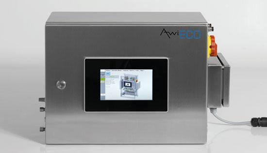 Gasanalyse AwiEco von AWITE Bioenergie